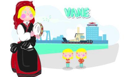VANE, A BRAVA DO NOSO MAR